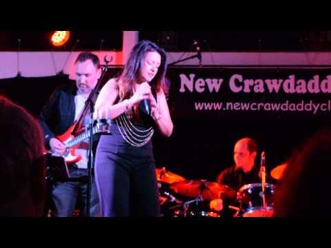 Malaya Blue at The New Crawdaddy Club 19th June 2015.