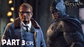 Batman Arkham Origins walkthrough gameplay Part 3 | GTX 750 ti