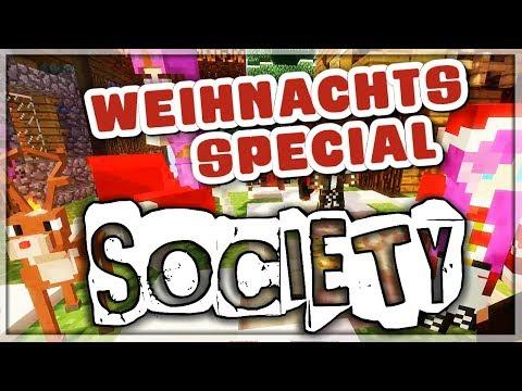 Weihnachtsspecial | Minecraft Society | Balui