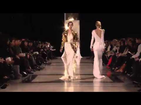 Défilé haute couture Stéphane Rolland, printemps-été 2011
