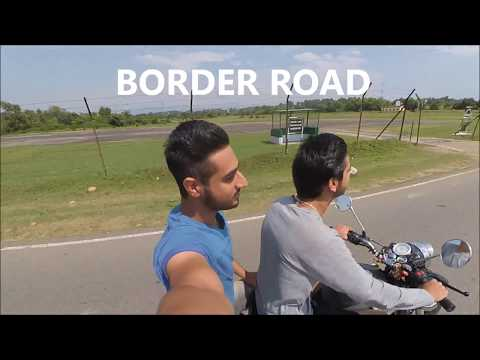 Pakistan Border tour