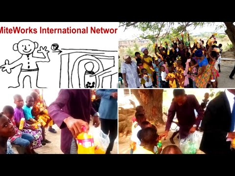 Ashilaja Village, Ghana - Distribution 01-19-20