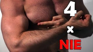 Trenujesz naturalnie (bez dopingu) ?! musisz TO wiedzieć