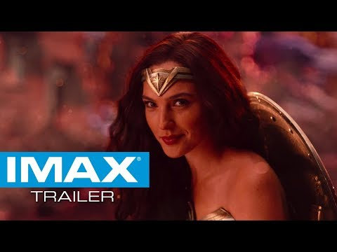 Justice League IMAX® Trailer #3