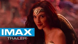 Justice League IMAX® Trailer #3