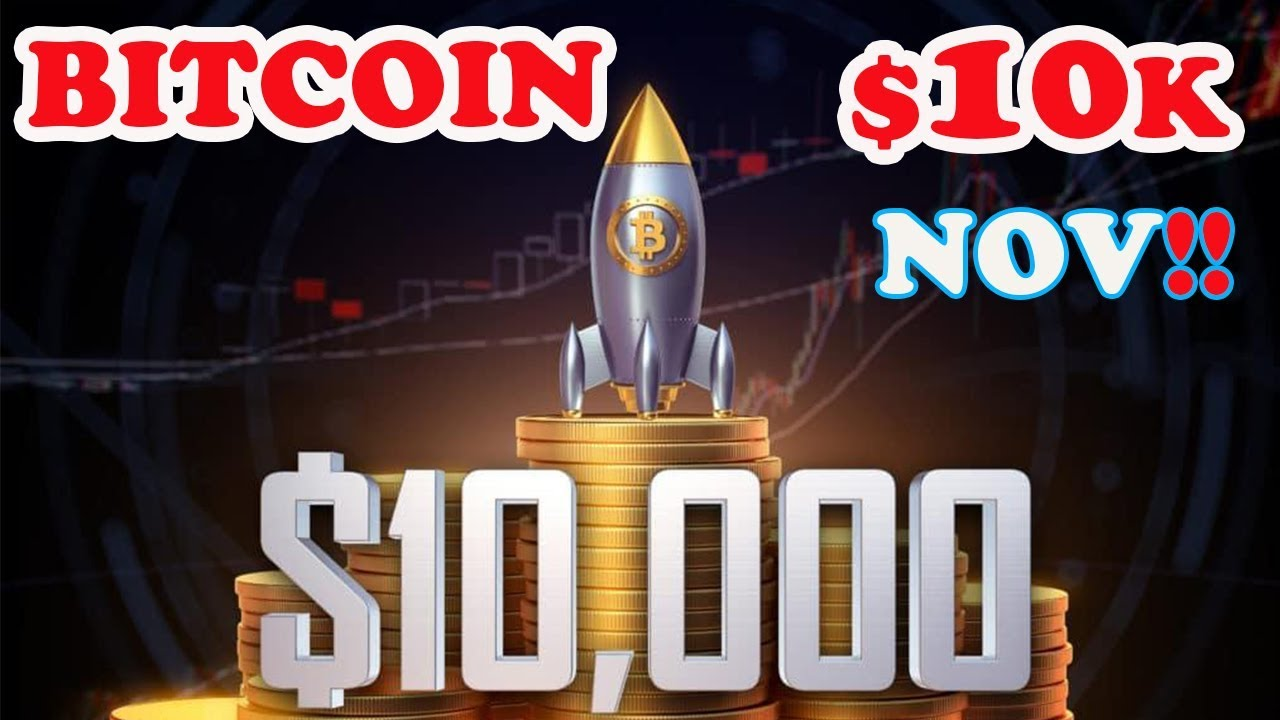 BITCOIN $10,000 | Bitcoin ALWAYS Goes Up In November!!