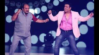 Dancing Uncle Finally Grooves With His Idol, Govinda On Dance Deewane | SpotboyE