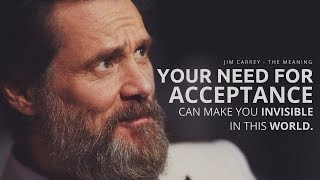 The Meaning - Jim Carrey