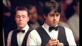 ronnie o sullivan vs john higgins deciding frame qf world snooker championship 1996