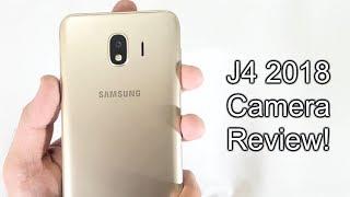 Samsung Galaxy J4 2018 Camera Review Urdu/Hindi