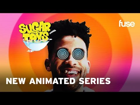 """FIRST LOOK: Fuse's New Animated Series """"Sugar And Toys"""""""