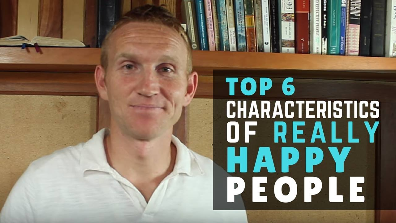 What Really Makes Happy People Happy?  |Really Happy People
