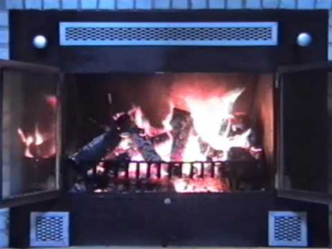 Best engineer wood burning fireplace on planet Earth.