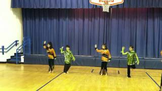 Bollywood Arya Dance Academy Troupe of Frederick Maryland performs Karle Baby Dance Vance