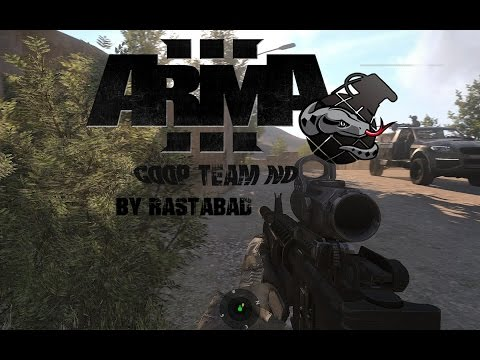 ARMA3 ✔ COOP | TEAM =NO= | RASTABAD | SAISON 2 #1
