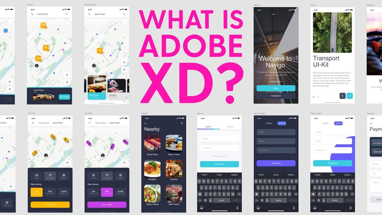 Technology Management Image: What Is Adobe XD? 3 Features To Boost Your Workflow!