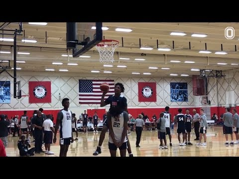 Download Youtube: Darius Garland Is The PEOPLE'S CHAMP! Funniest Player At USA Basketball!
