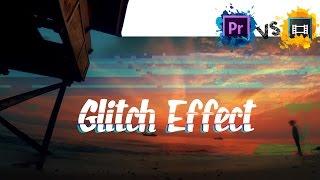 TUTORIAL Glitch Effect Menggunakan Premiere Pro dan Sony Vegas
