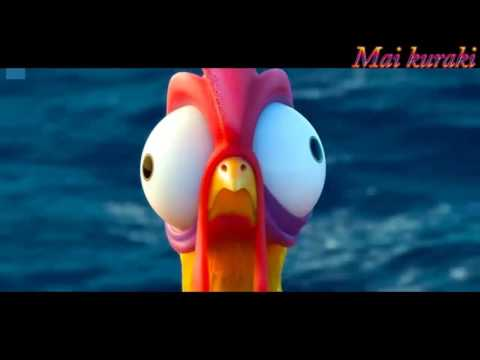 Heihei scream