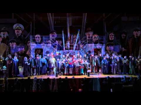 The Christmas Revels 2012: Hymn for a New Land