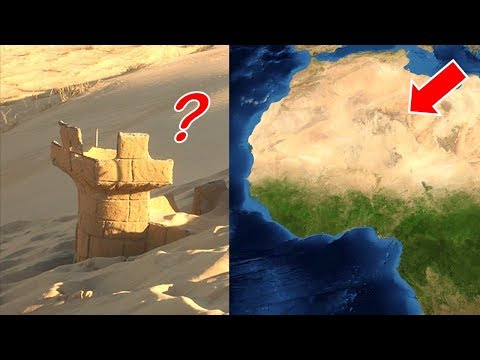 You Wont Believe Whats Buried Under the SaharaHidden Lost Ancient Civilizations