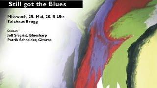 Blues in A - von Hanspeter Reimann