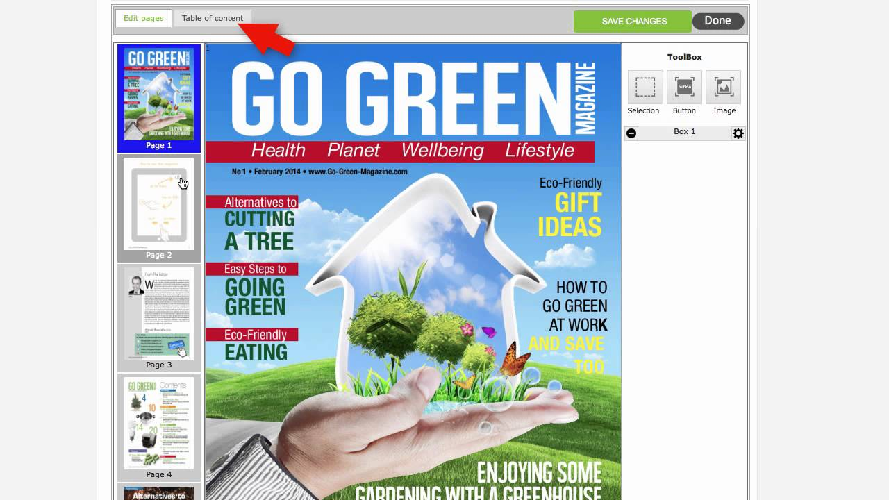 How To Create A Digital Magazine Apps Volcano