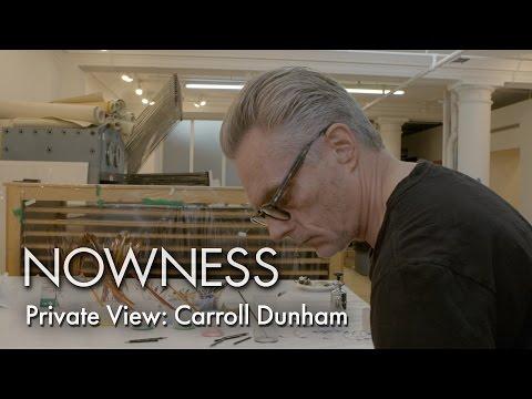 Private View: Carroll Dunham