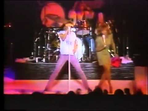 Tina Turner and Rod Stewart - Hot Legs - 1981