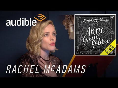 Behind the Scenes with Rachel McAdams, narrator of 'Anne of Green Gables'