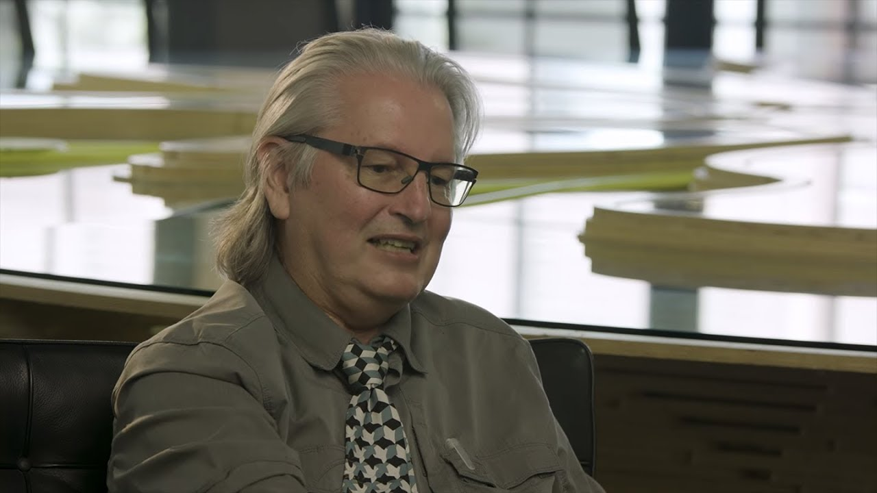 Bruce Sterling & Benjamin Bratton in Conversation