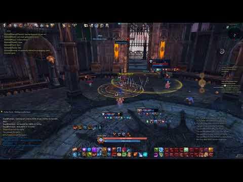 Tera Sorcerer PvP - Champion's Skyring - Icha - 3/25/18