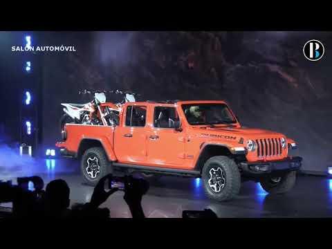 Pickup y coches de lujo dominan el Salón de Los Ángeles