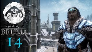 Beyond Skyrim - BRUMA #14 : And you thought your family had issues?