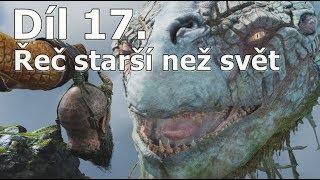 Cerberos hraje: God of War CZ #17- Řeč starší než svět
