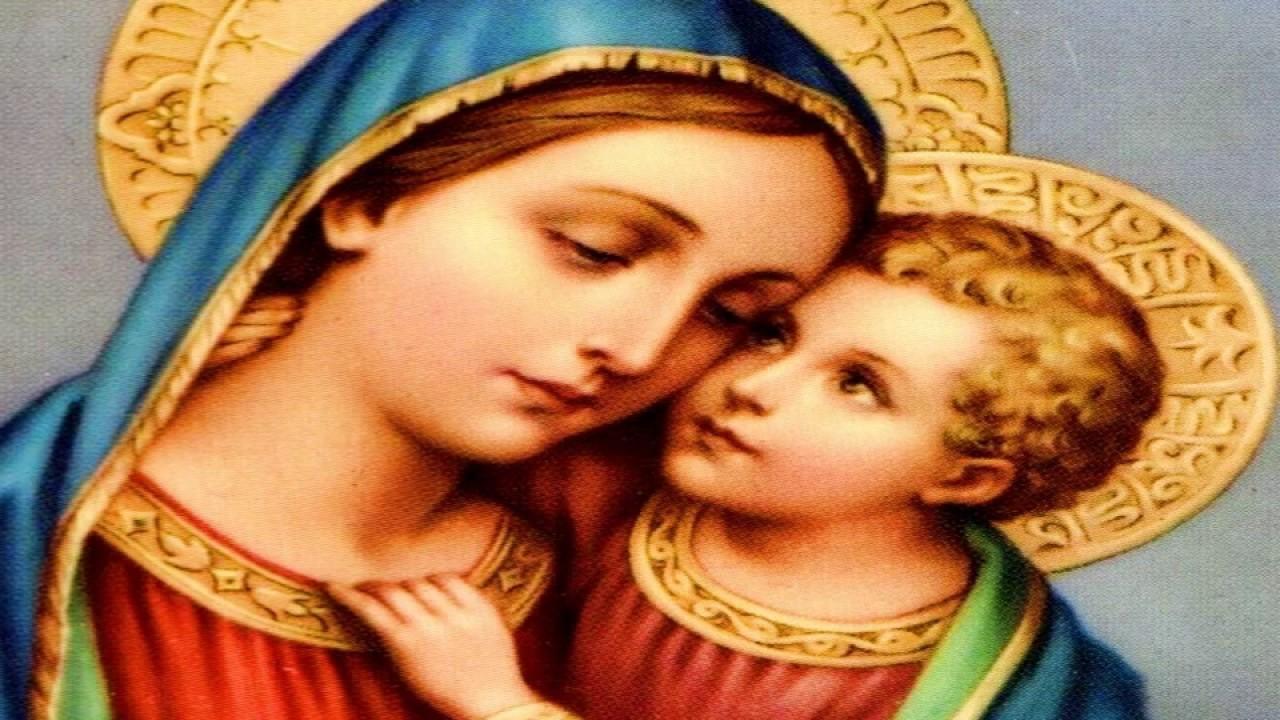 Top Títulos à Nossa Senhora, Mãe de Jesus - YouTube JD46