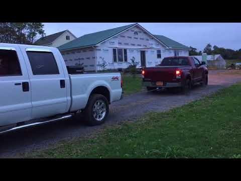 Ford F250 Vs Toyota Tundra