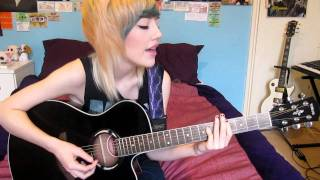Acoustic cover of Wooly by Breathe Carolina
