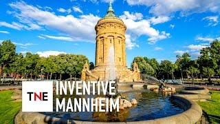 Mannheim: One of the most inventive cities in the world | The New Economy