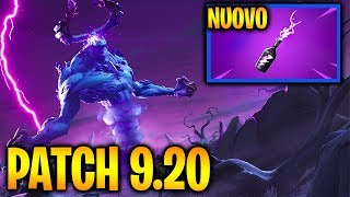 🔴'S WARNING THE TIME! New Patch 9.20 Fortnite Live Ita