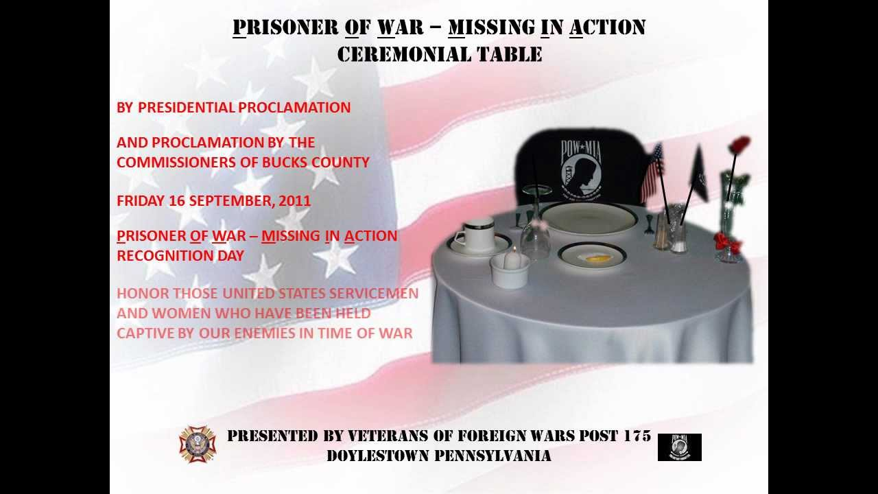 Pow Mia Table Enhanced Audio Youtube