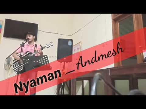 nyaman-andmesh-cover-by-danang-mendjaya