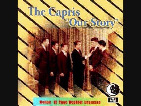 The Capris-Girl in My Dreams (Doo wop)