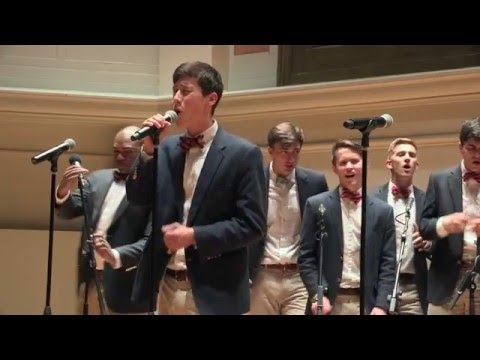 Underground - The Virginia Gentlemen (A Cappella Cover)