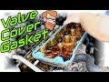 How to Replace a Valve Cover Gasket on a KA24DE • Cars Simplified