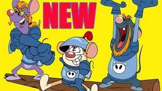 Rat-A-Tat |'Three Famous Rats & Animal World 🦁Jungle Cartoons'| Chotoonz Kids Funny Cartoon Videos