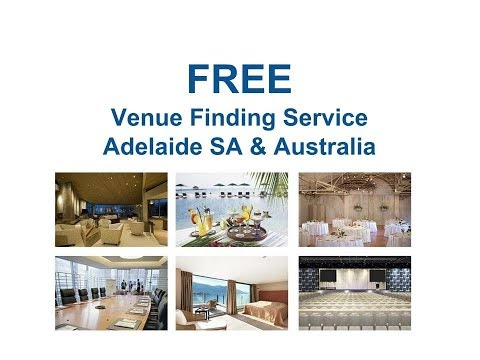 Adelaide SA Conference Venue Finding Service - The Venue Zone