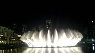 Dubai Fountains - 2010 - Opera Song