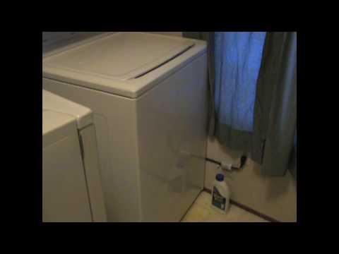 Replacing Mode Actuator On A Maytag Centennial Washing Machine
