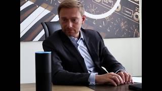 Christian Lindner und Alexa,  Folge 1